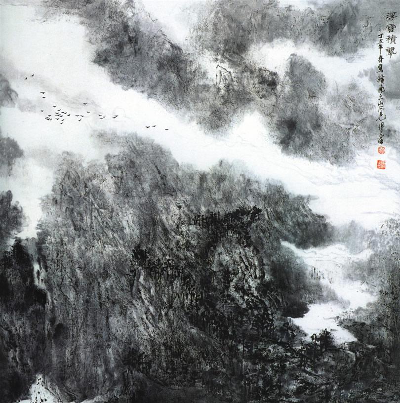 傅家宝先生作品欣赏(中国必威体育betway888艺术网编辑)