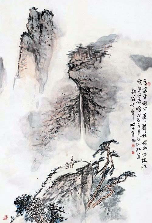 尤无曲先生作品欣赏(中国必威体育betway888艺术网编辑刊发)