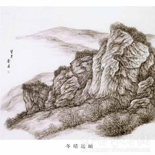 刘荣先生作品