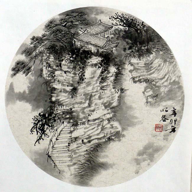 画家姜维中国画作品欣赏-小品