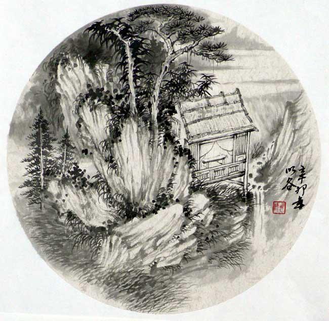 画家姜维中国画作品欣赏-小品3