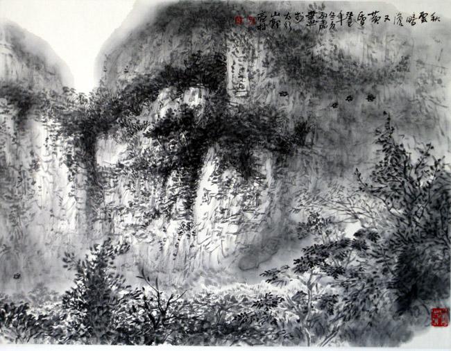 画家孙虎先生作品欣赏15