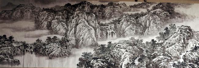画家安明远先生作品6