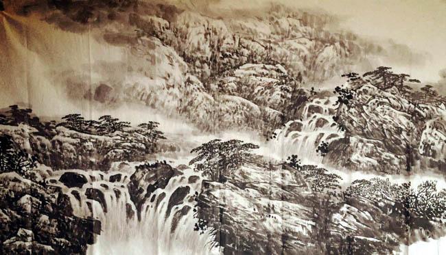 画家安明远先生作品7
